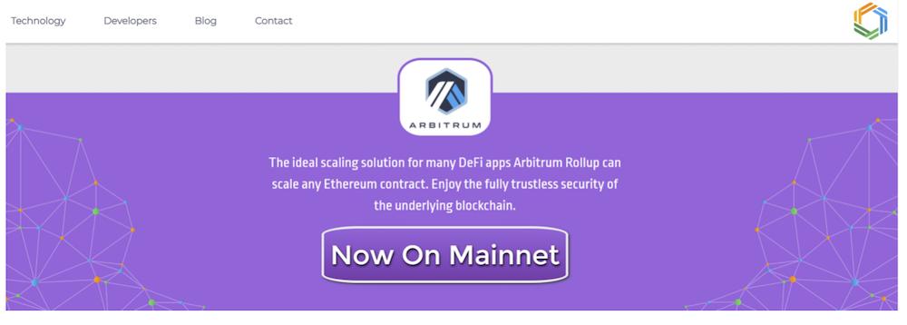 Arbitrum Ethereum