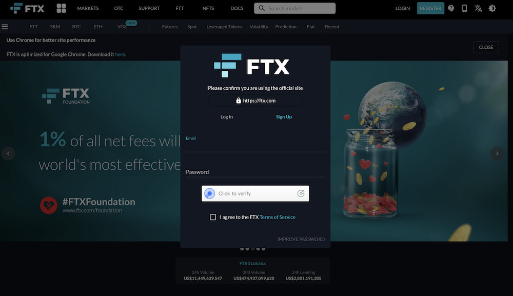 FTX Guide Singapore